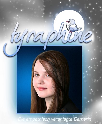 Tyraphine twitter