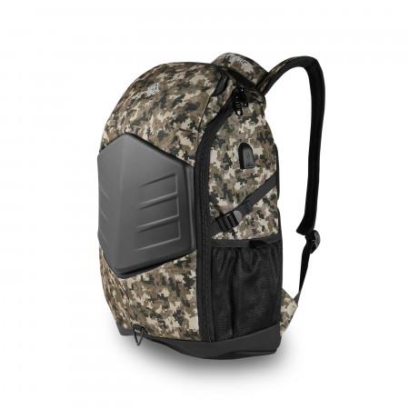"""BoostBoxx BoostBag Camouflage - Notebook-Rucksack bis 17,3"""""""