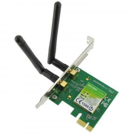 WLAN PCIe Karte 300 MBit/s - TP-Link TL-WN881ND