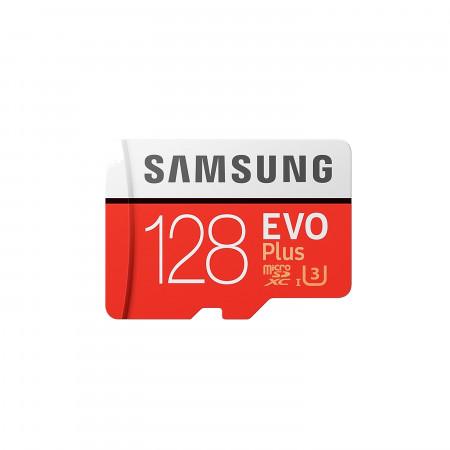 microSDHC Speicherkarte 128GB UHS-1 CL10 / Samsung EVO Plus