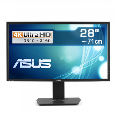 "71,1 cm (28"") ASUS MG28UQ, 3840x2160 (4K Ultra HD), Widescreen, 2x HDMI, DisplayPort, USB 3.1"