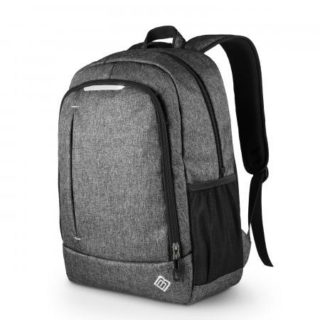 "BoostBoxx BoostBag One grau - Notebook-Rucksack bis 15,6"""