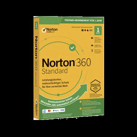 Norton Security Standard 360 - 1 Lizenz