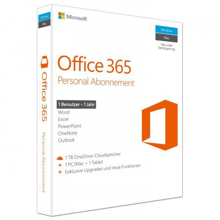 Microsoft® Office 365 Personal