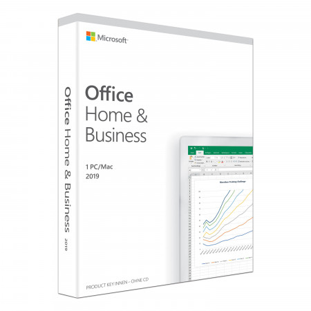 Microsoft® Office Home & Business 2019 Medialess