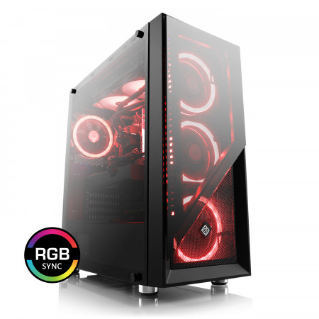 PC - CSL Speed 4934 (Core i9) - GeForce RTX Ray Tracing Edition