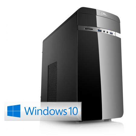 PC - CSL Sprint X5821 (Ryzen 3) - Powered by ASUS