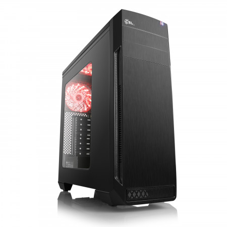 Aufrüst-PC 906 - AMD Ryzen 5 2600