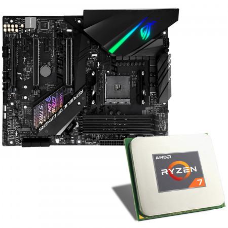 AMD Ryzen 7 3800X / ASUS ROG STRIX X470-F GAMING Mainboard Bundle