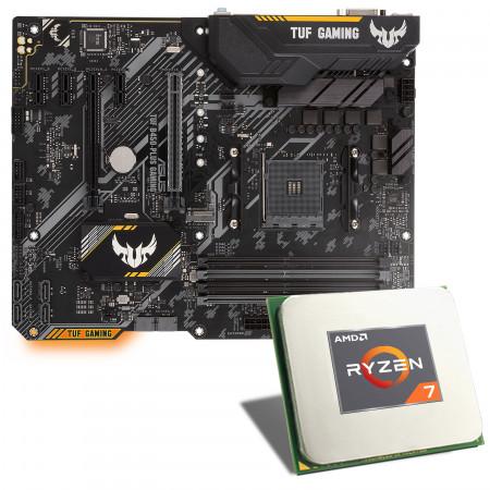 AMD Ryzen 7 3700X / ASUS TUF B450-PLUS GAMING Mainboard Bundle