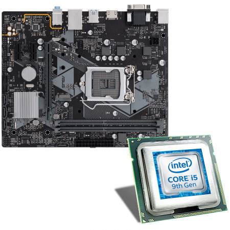 Intel Core i5-9400F / ASUS PRIME H310M-E Mainboard Bundle