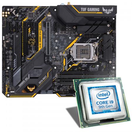 Intel Core i9-9900K / ASUS TUF Z390-PLUS GAMING (WiFi) Mainboard Bundle