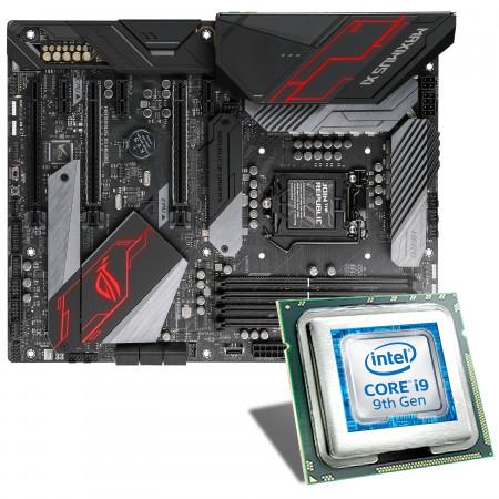 Intel Core i9-9900K / ASUS ROG Maximus XI Hero Mainboard Bundle