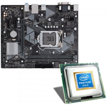 Intel Pentium Gold G5400 / ASUS PRIME H310M-K Mainboard Bundle