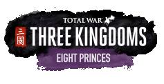 Total War: THREE KINGDOMS Eight Princes Logo