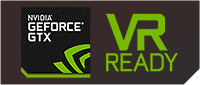 NVIDIA GeForce VR Ready