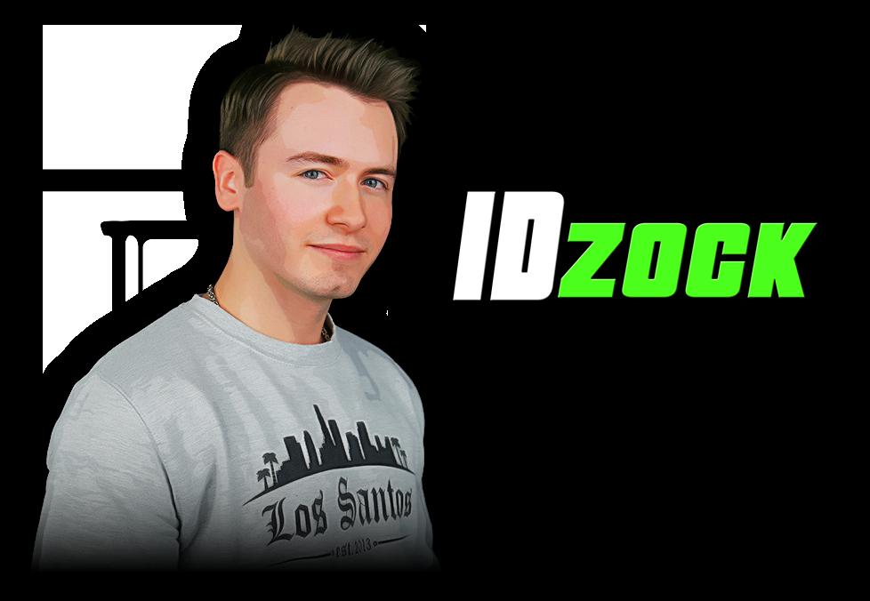 IDzock & IDzock Logo