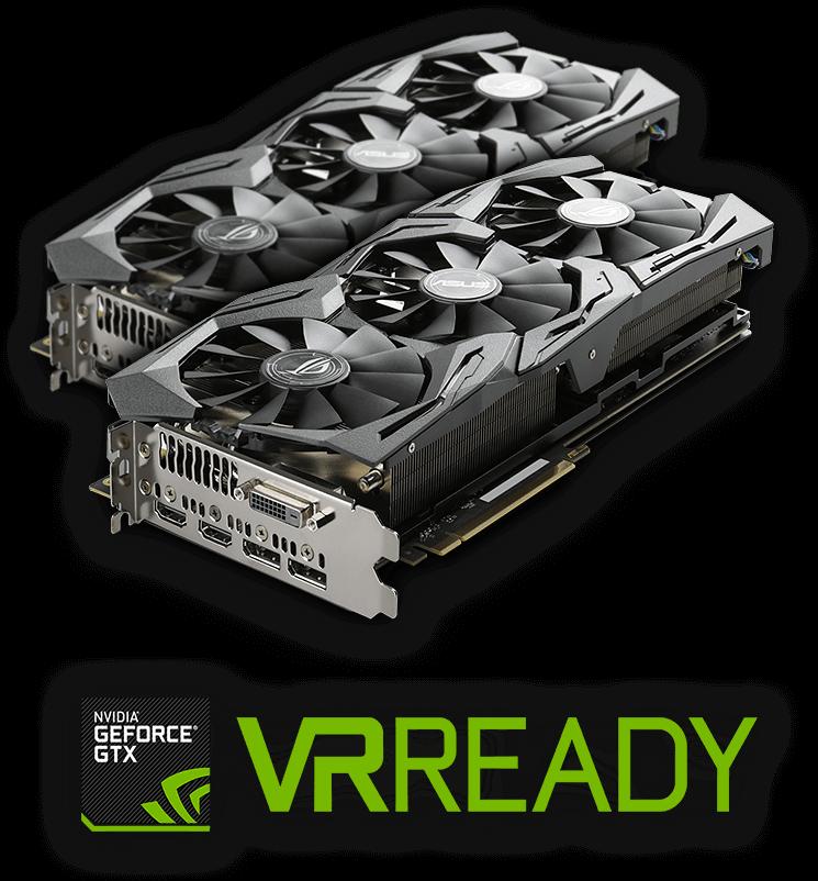 ASUS GeForce GTX 1080 Ti STRIX-GTX1080TI-11G GAMING