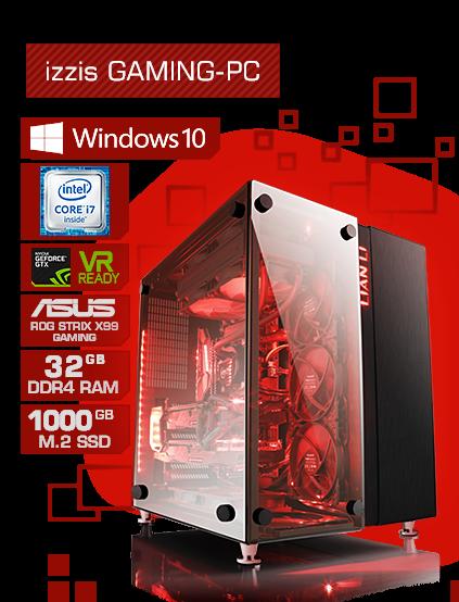 BoostBoxx Exxtreme 5320 - izzi Edition | izzis Gaming-PC