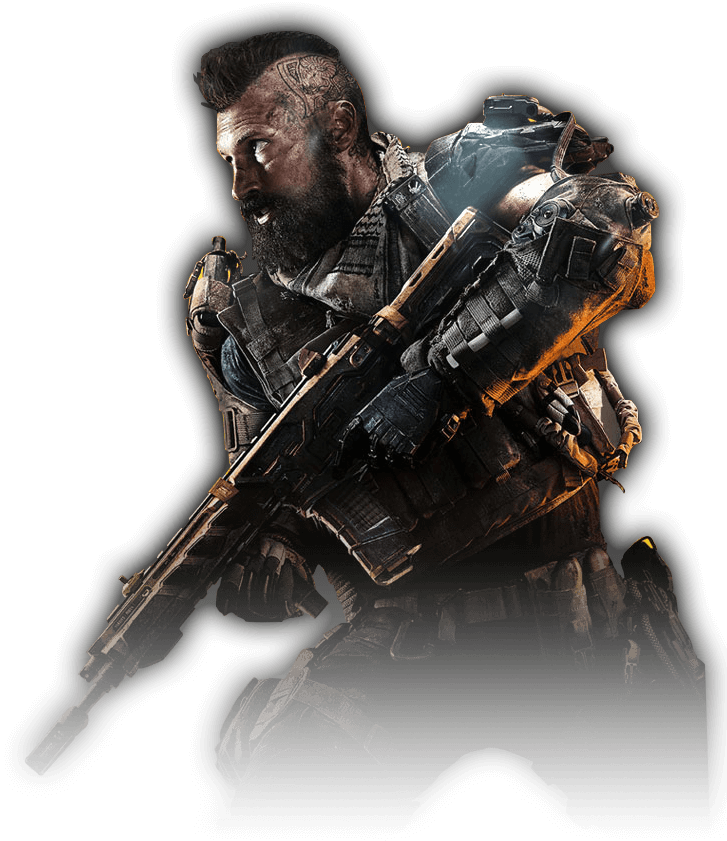 Call of Duty: Black Ops 4 Protagonist
