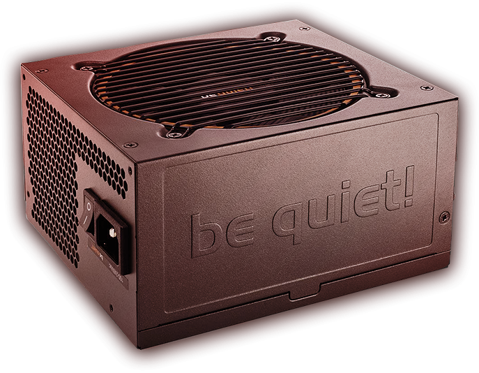 700 Watt be quiet! Pure Power™ 10