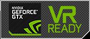 NVIDIA GeForce GTX VR Ready