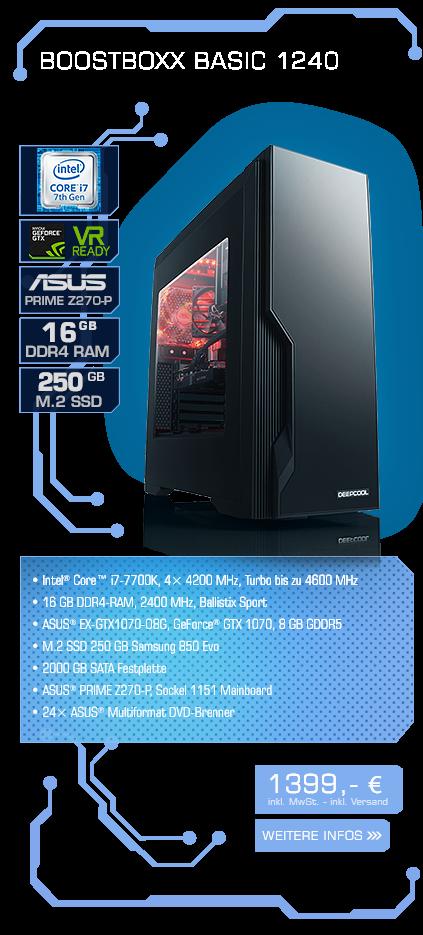 BoostBoxx Basic 1240