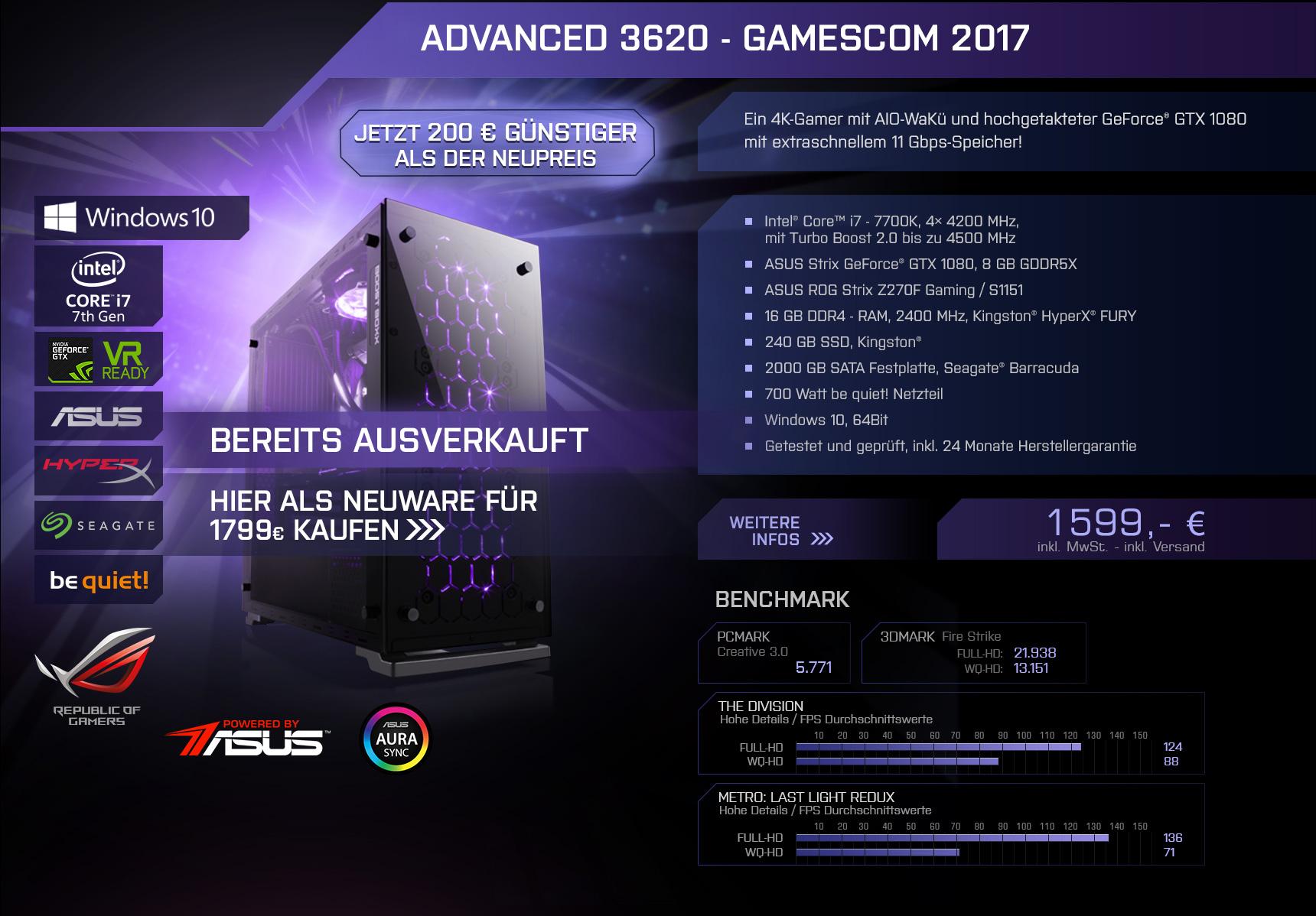 BoostBoxx Advanced 3620