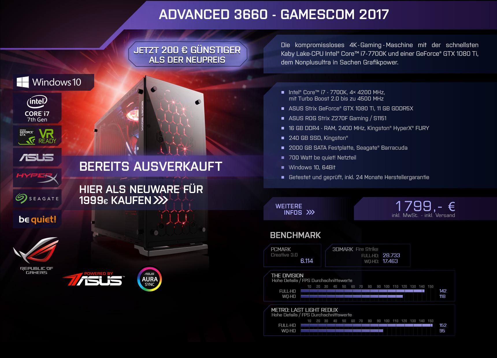 BoostBoxx Advanced 3660