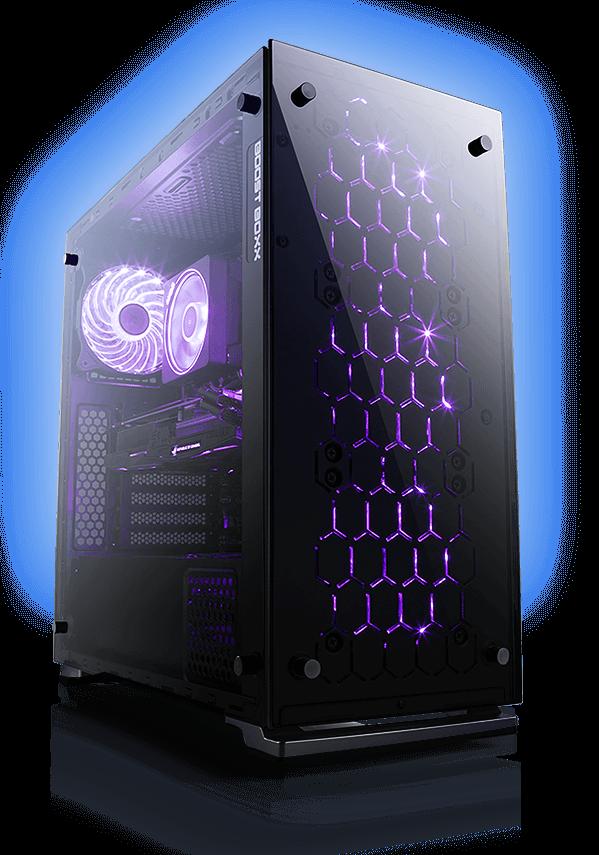 BoostBoxx Official Gamescom 2018 1C PC Partner System