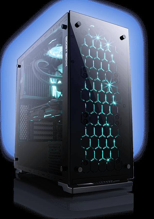 Deep Silver Official Gamescom 2018 PC System Partner