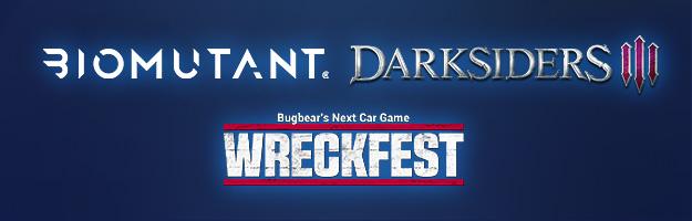 Spiele: Biomutant, Dark Siders 3 und Wreckfest
