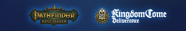 Spiele: Pathfinder und Kingdom Come