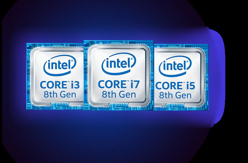 Intel Coffee Lake CPU's