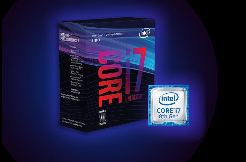 Intel Core i7-8700K CPU