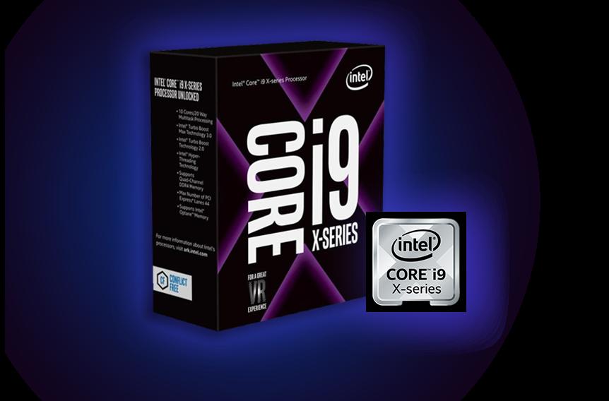 Intel Core i9-7920X CPU