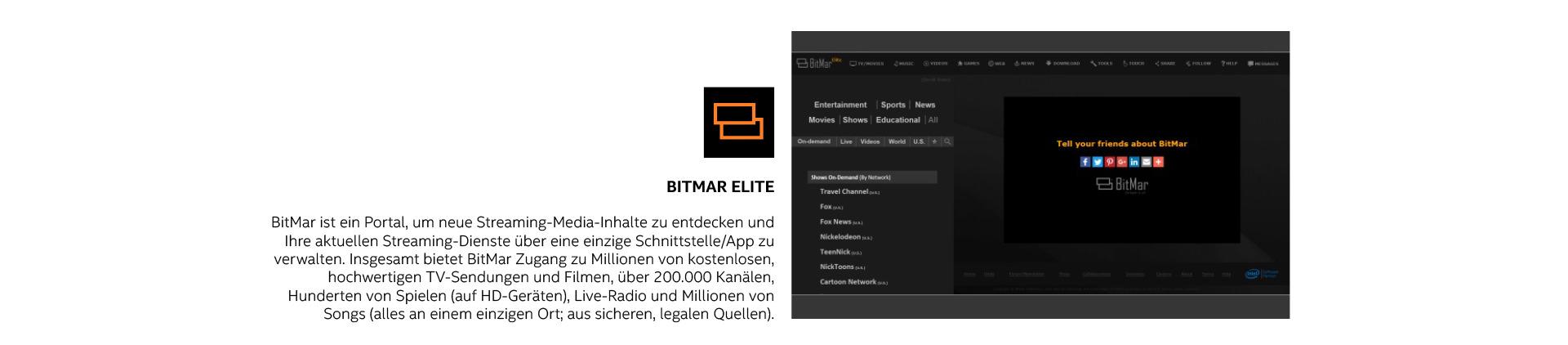 Bitmar Elite