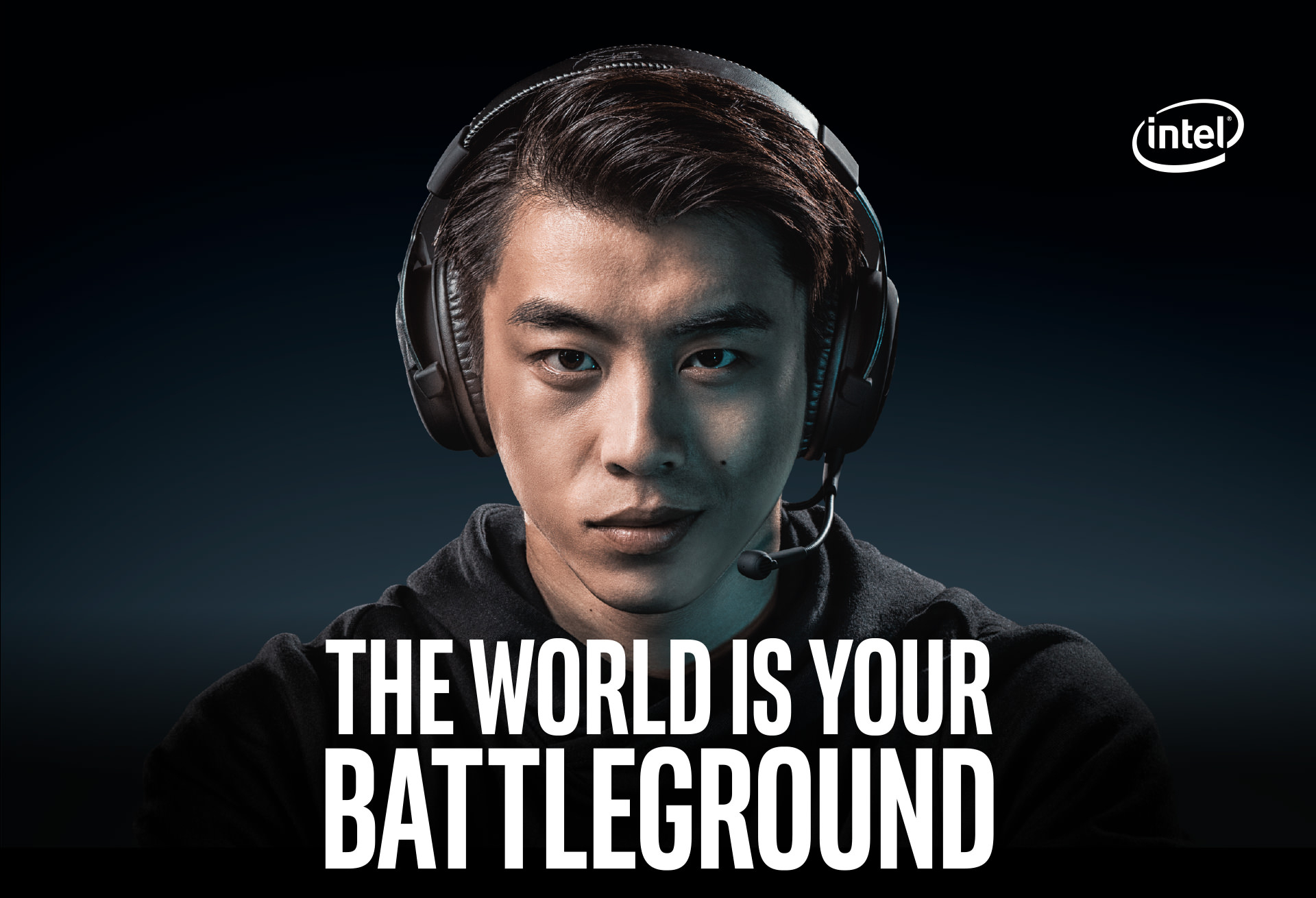 Intel Game eSports Pack -The World is Your Battleground - Intel® Core™ i5 & i7-Prozessor.