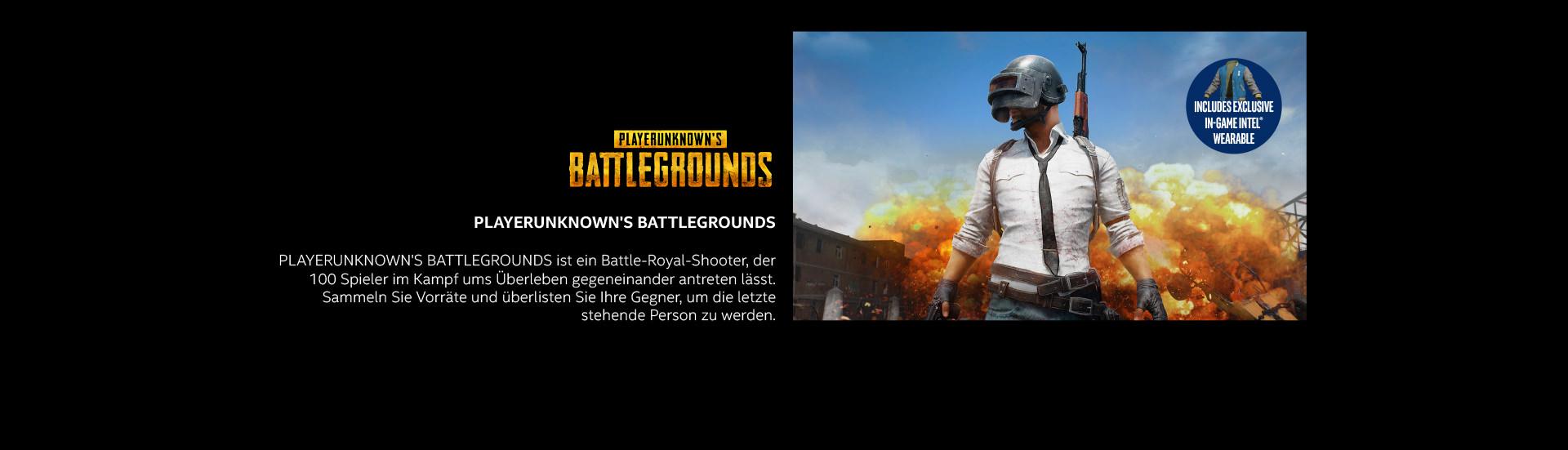 PUBG: Playerunknown's Battlegrounds