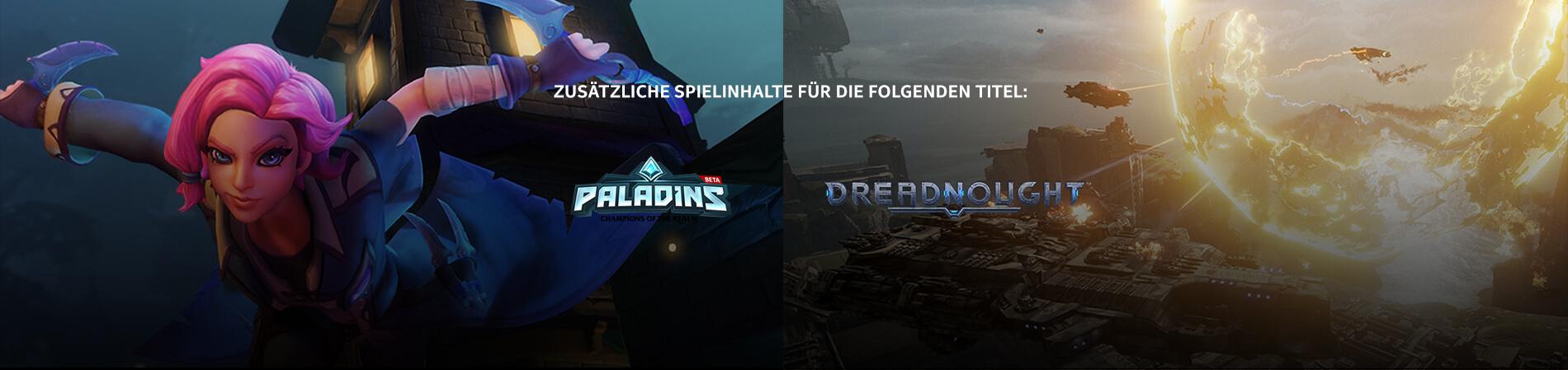 Paladins & Dreadnought