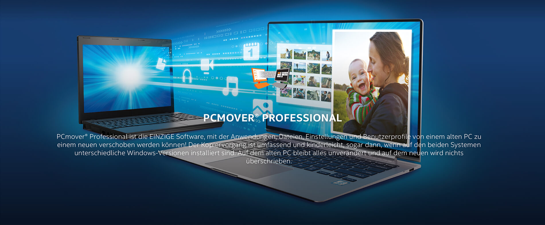 PCmover Professional