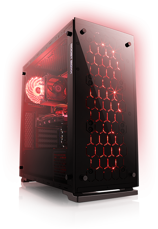BoostBoxx Advanced 3980 - Special Edition