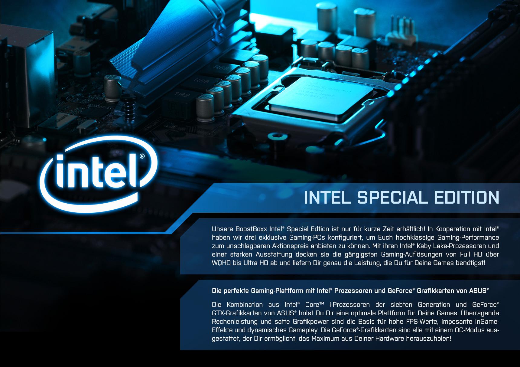 Intel Special Edition 2017