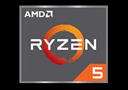 AMD Ryzen 5 Logo