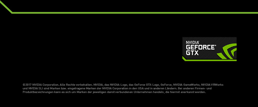 Footer Nvidia GeForce GTX Battlebox