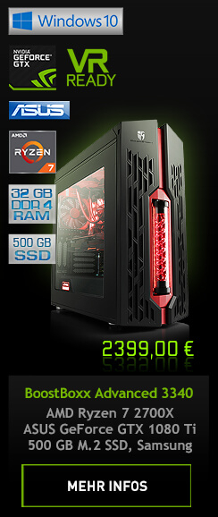 BoostBoxx Advanced 3340 GeForce GTX Battlebox