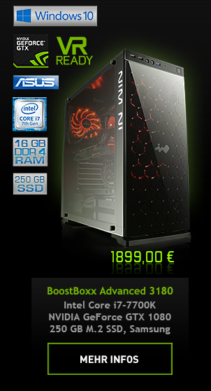 BoostBoxx Advanced 3180