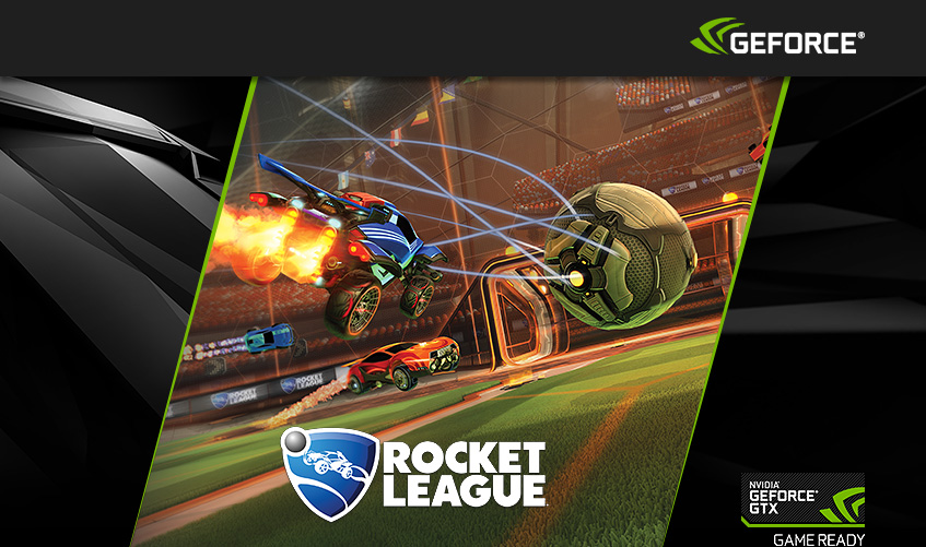 Nvidia GeForce GTX - Rocket League