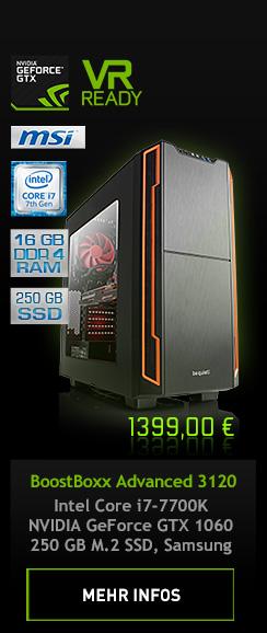 BoostBoxx Advanced 3120