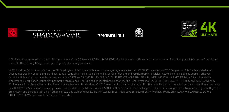 Footer Nvidia GTX - Ultimatives 4K
